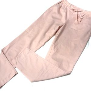 Zara trafaluc straight leg cotton pants size XS